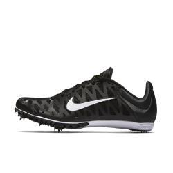 Шиповки унисекс для бега на короткие дистанции  Zoom Maxcat 4 Nike. Цвет: черный