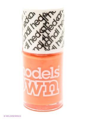 Лак для ногтей, Neon Beach Party Models Own. Цвет: оранжевый