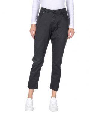 Повседневные брюки NELL&ME. Цвет: серый