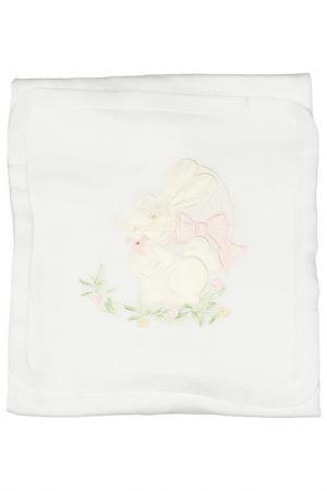 Одеяло PICCOLO ANGELO. Цвет: белый