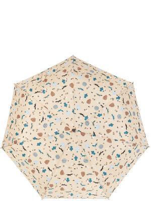 Зонт Labbra. Цвет: серо-голубой, бежевый, коричневый