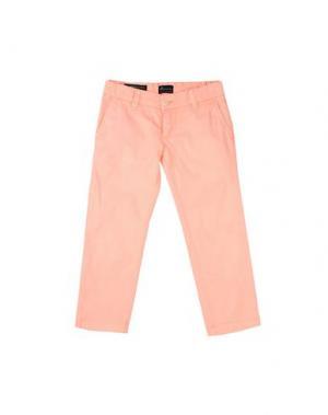 Повседневные брюки BARNUM. Цвет: лососево-розовый