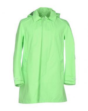 Легкое пальто BPD BE PROUD OF THIS DRESS. Цвет: кислотно-зеленый