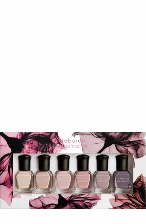 Набор лаков Bed Of Roses Deborah Lippmann. Цвет: бесцветный