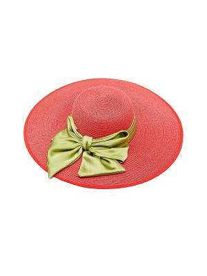 Шляпа Kameo-bis. Цвет: красный, зеленый