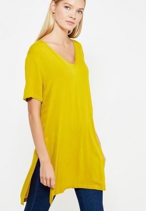 Туника Coquelicot. Цвет: желтый