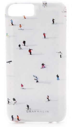 Чехол Aspen для iPhone 6/6s Gray Malin