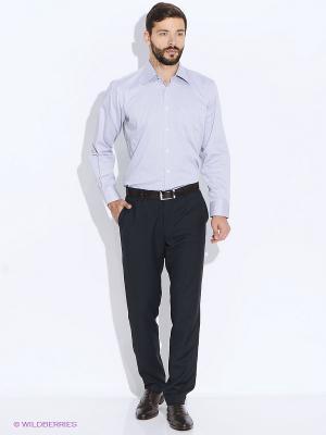 Рубашка Conti Uomo. Цвет: серый