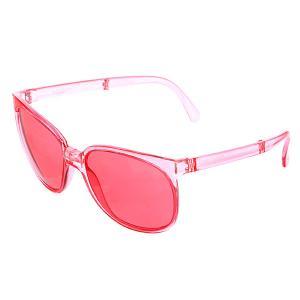 Очки  Sport Crystal Red Sunpocket. Цвет: красный
