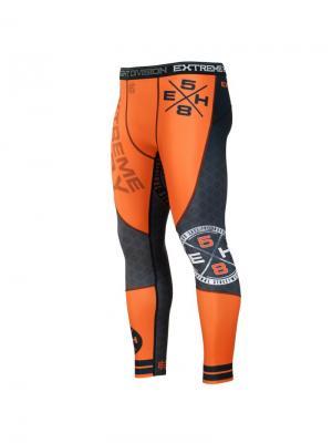Тайтсы Extreme Hobby TM. Цвет: оранжевый