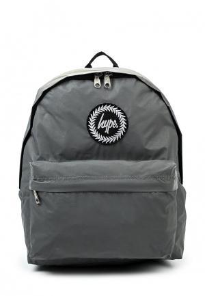 Рюкзак Hype. Цвет: серый