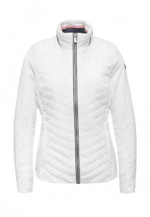 Куртка утепленная Helly Hansen. Цвет: белый