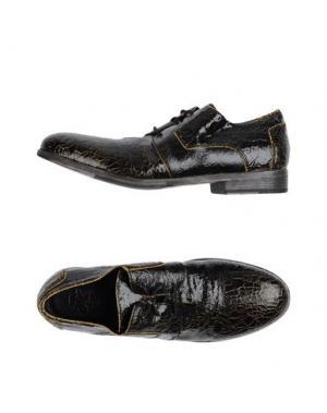 Обувь на шнурках O.X.S.. Цвет: черный
