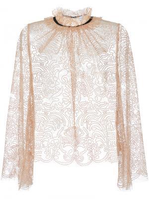 Блузка Del Mar Alice Mccall. Цвет: розовый и фиолетовый