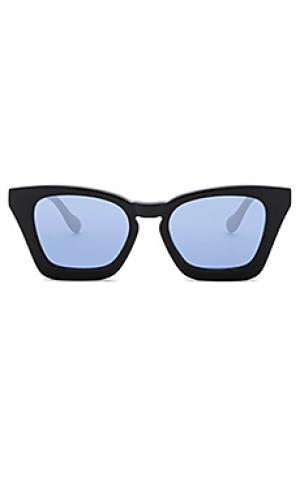 Солнцезащитные очки ginza Sonix. Цвет: черный