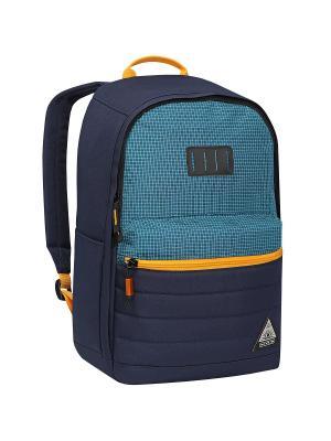 Рюкзак LEWIS PACK Ogio. Цвет: темно-синий, желтый