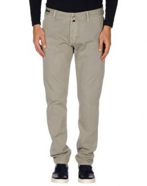 Повседневные брюки PT05. Цвет: хаки