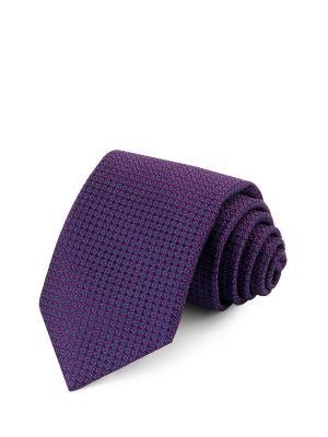 Галстук BERTHIER. Цвет: фиолетовый