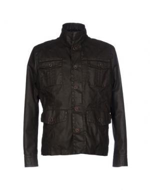 Куртка JEY COLE MAN. Цвет: темно-коричневый