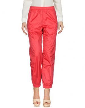 Повседневные брюки CARHARTT. Цвет: красный