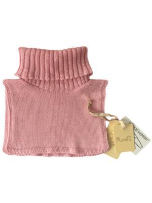 Манишка R&I. Цвет: бледно-розовый