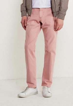 Брюки Gap. Цвет: розовый