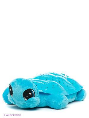 Проектор-ночник Черепаха Мульти-пульти. Цвет: голубой