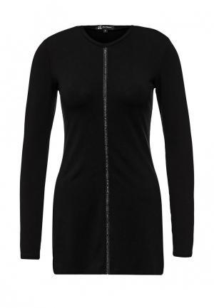 Блуза Sahera Rahmani. Цвет: черный