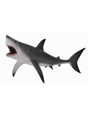 Акула большая белая XL Collecta. Цвет: темно-серый