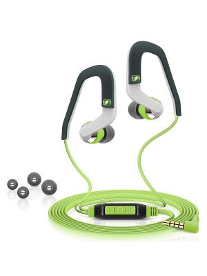 Наушники  Sennheiser OCX 686 G Sports. Цвет: зеленый