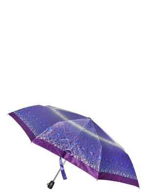 Зонт Labbra. Цвет: синий, лиловый