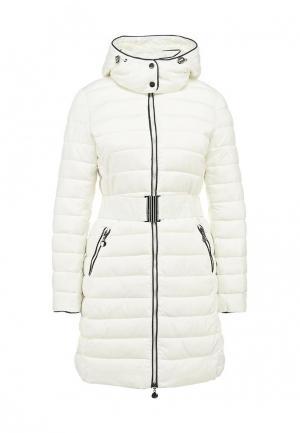 Куртка утепленная Minority. Цвет: белый