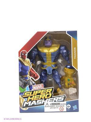 Разборные фигурки Марвел Hasbro. Цвет: синий, золотистый