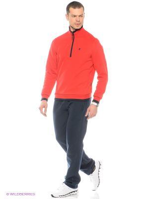 Спортивный костюм RED-N-ROCK'S. Цвет: коралловый, темно-синий
