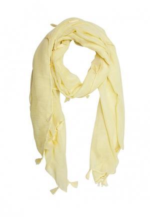 Палантин Kameo-Bis. Цвет: желтый