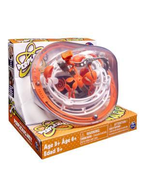 Игра Spin Master головоломка Perplexus Warp. Цвет: оранжевый