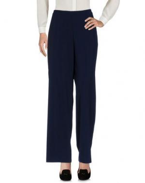 Повседневные брюки BLANCA LUZ. Цвет: темно-синий