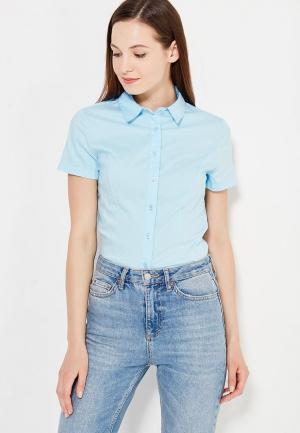 Блуза Modis. Цвет: голубой