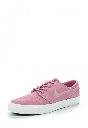 Кеды Nike. Цвет: розовый