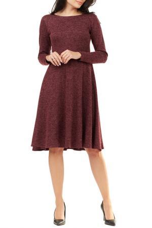 Dress Awama. Цвет: claret