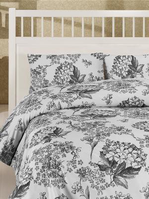 Комплект постельного белья ALTINBASAK. Цвет: серый