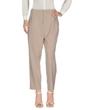 Повседневные брюки F.IT. Цвет: бежевый