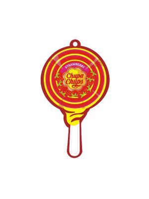 Ароматизатор воздуха Chupa Chups CHP700. Цвет: красный