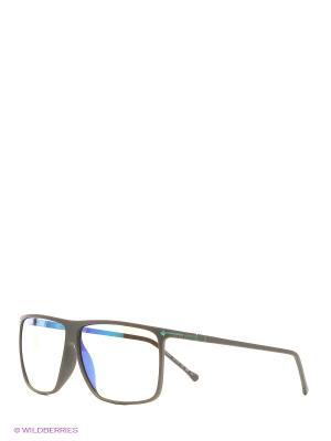 Солнцезащитные очки TM 516S 01 Opposit. Цвет: серый