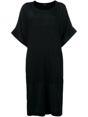 Платье Kate Avelon. Цвет: чёрный