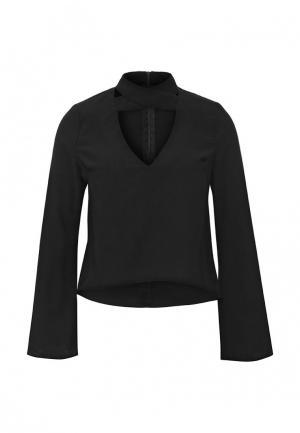 Блуза Influence. Цвет: черный