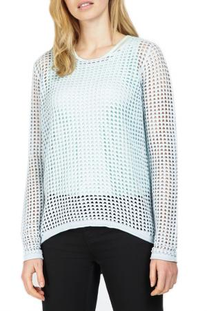 Пуловер Apanage. Цвет: синий