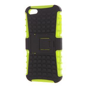 Чехол для Iphone 5  Kspc If5F Bgr Black/Green Avantree. Цвет: черный,зеленый