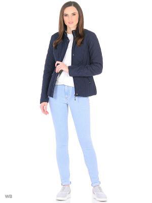 Куртка b.young. Цвет: темно-синий