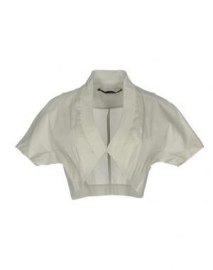 Пиджак ANNARITA N.. Цвет: светло-серый